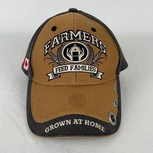 "✨3/$25✨Choko ""Farmers Feed Families"" Baseball Cap"
